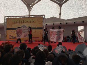 Colegio Rafaela María carnavales 2018