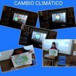 Trabajo sobre el cambio climático