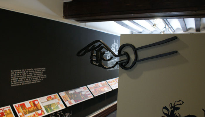 Visita a la Casa de Cervantes de Valladolid