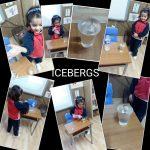 Trabajo sobre los icebergs
