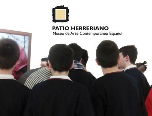 """Visita-taller. Museo Patio Herreriano. 4º de la ESO """"Con otras intenciones"""""""