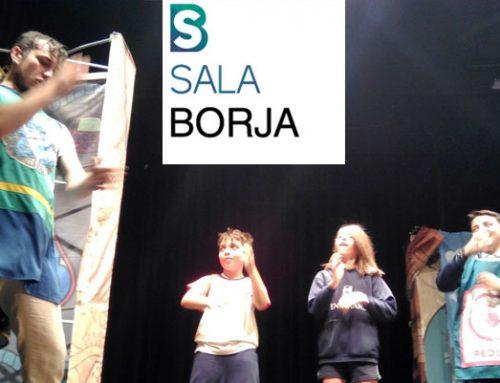 Educación primaria – Obra de teatro en inglés en la Sala Borja