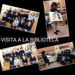 Visitamos la biblioteca