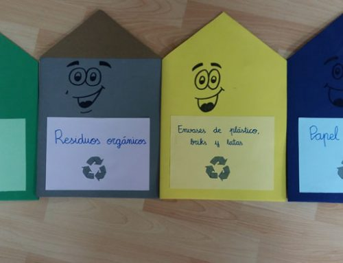 Aprendemos a reciclar