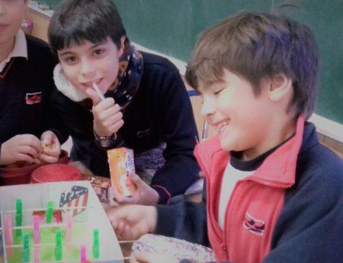Los niños y niñas del Rafaela María concienciados con el uso responsable de la energía