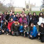 Día inolvidable en Cambridge