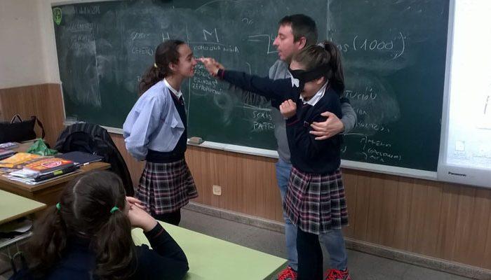 Igualdad primaria colegio centro valladolid