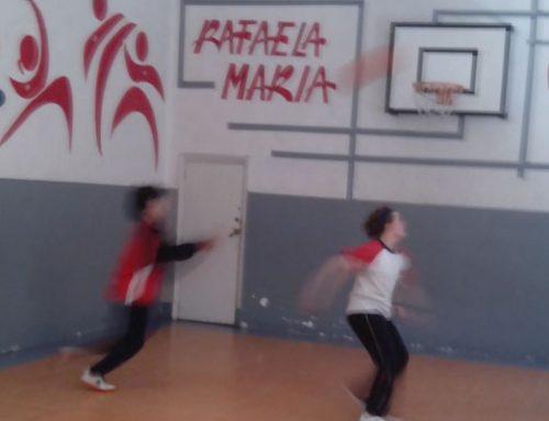 Deporte en la semana deportivo- cultural del cole