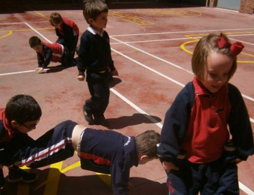Juegos populares en Educación Infantil