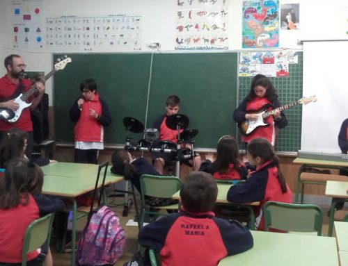 ¡¡School of rock!!