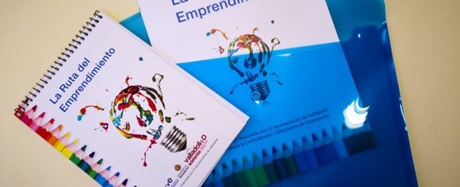 Ruta del emprendimiento. ESO colegio Rafaela María de Valladolid