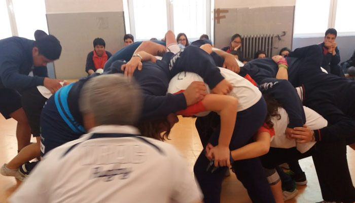 VRAC Quesos Entrepinares en el Colegio concertado Rafaela María de Valladolid