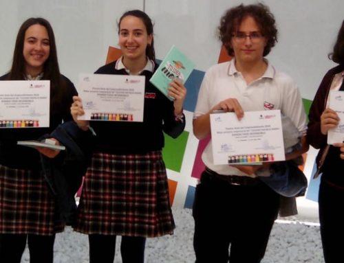 Premio de la Confederación Vallisoletana de Empresarios para el Colegio Rafaela María