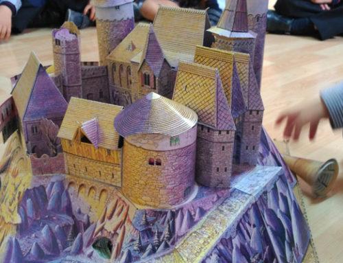 ABP. Los castillos ¡qué gran proyecto!