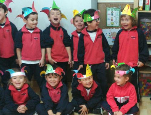 """ABP """"Castillos"""" en 3º de Infantil. Costumbres y pasatiempos."""