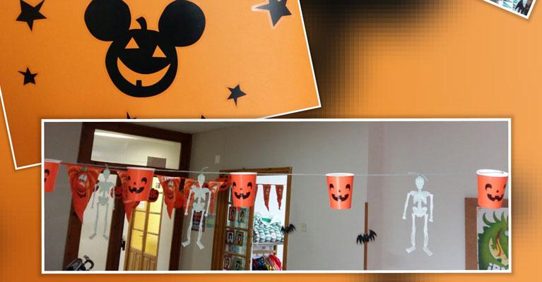 Celebramos Halloween en Infantil