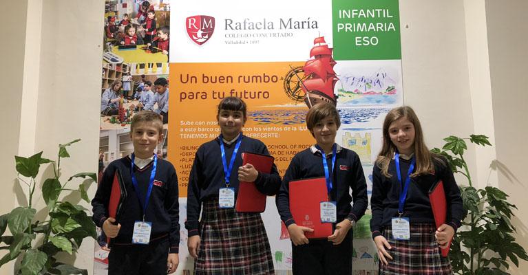 En el colegio Rafaela María del centro de la ciudad sembramos igualdad