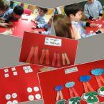 Lengua y matemáticas en Infantil