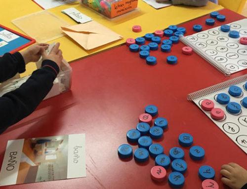 Ambiente Matemático y de Lenguaje en Infantil