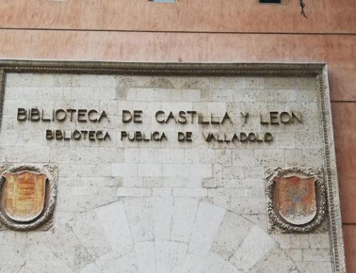 Visita de 2º de la ESO a la biblioteca de Castilla y León