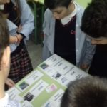 Taller Somos pequeños creactivos en 6º de primaria del Colegio Rafaela María de Valladolid
