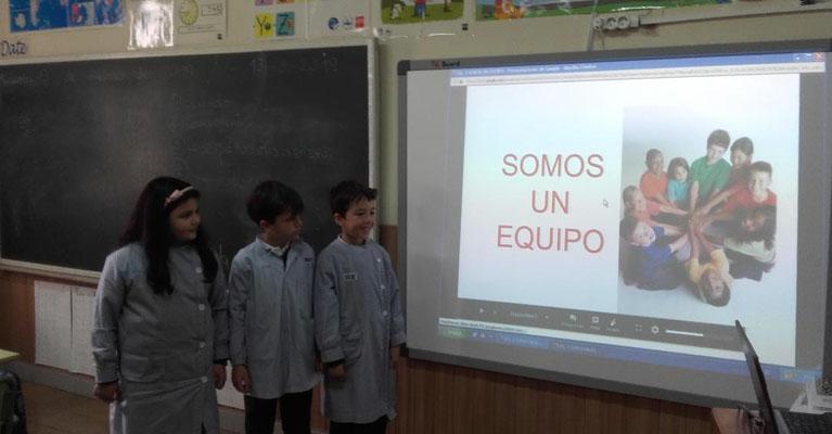 Actividades para cohesionar los grupos en 2º de primaria.