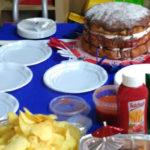 3º de Infantil y la gastronomía de Oceanía