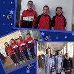 Presentación de los mediadores de primaria del Colegio Rafaela María de Valldolid.