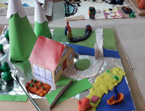 """Proyecto sobre """"Los paisajes cambian"""" en 3º de primaria"""
