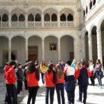 Entorno Monumental de Plaza San Pablo colegio Rafaela María del centro de Valladolid