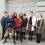 La vuelta al mundo en 80 días en el colegio Rafaela María de Valladolid