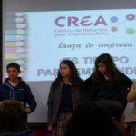 Ruta del emprendimiento 2019 en ESO del colegio Rafaela María del centro de Valladolid