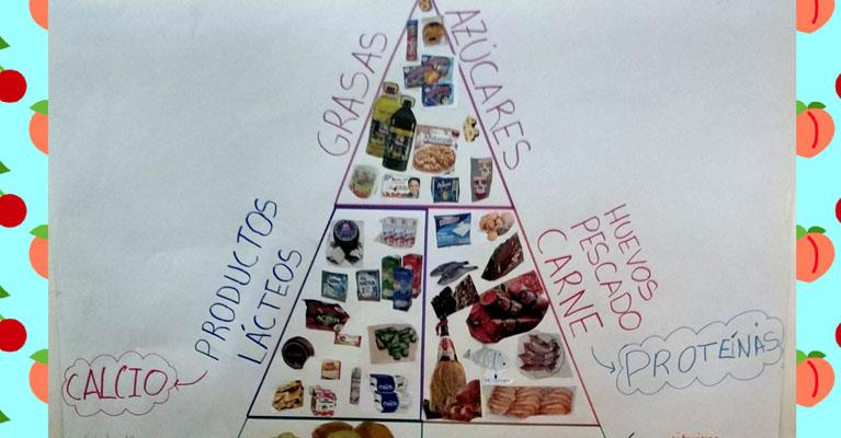 dieta equilibrada para estudiantes de secundaria