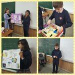 Proyecto sobre los órganos de los sentido en 5º de primaria del Colegio Rafaela María de Valladolid.