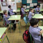 Taller de Hábitos saludables en primaria.