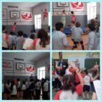 Baile en la Semana Deportivo-cultural.