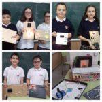 Los alumnos y alumnas de 6ºEP diseñan circuitos eléctricos.