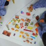Hábitos saludables en 1º de infantil