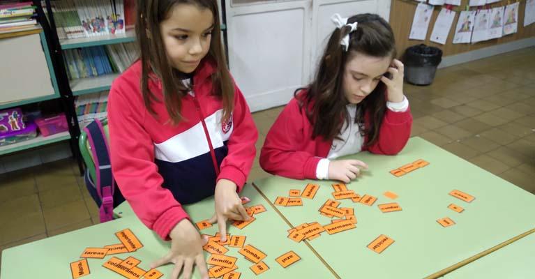Los alumnos y alumnas de 2º de primaria se enfrentan a un nuevo peque-reto.
