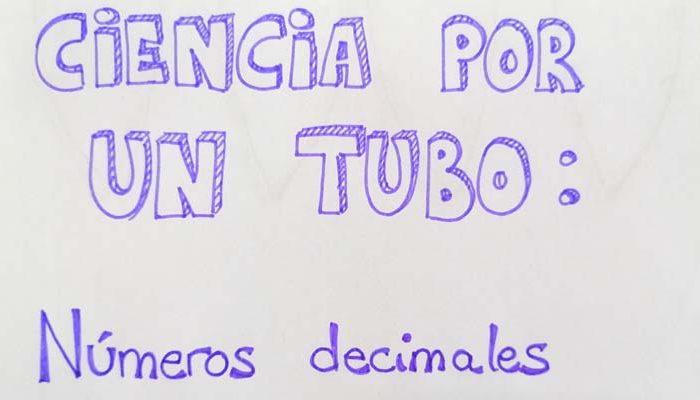 Los niños y niñas de sexto de primaria del Colegio Rafaela María de Valladolid han trabajado los números decimales de manera manipulativa.