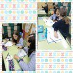 Bingo matemáticos de los alumnos y alumnas de 6º de primaria del Colegio Rafaela María de Valaldolid.