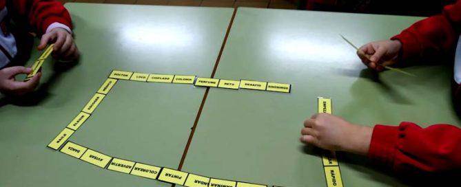 Los alumnos y alumnas de 2º de primaria del Colegio Rafaela María de Valladolid han realizado otro peque-reto.
