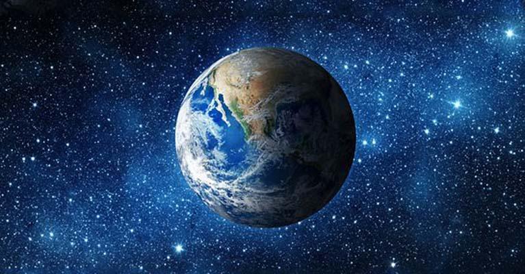 """Aprendizaje basado en proyectos """"Del universo a la Tierra ..."""