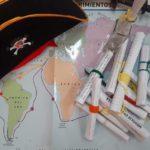Los alumnos y alumnas de 5º de primaria del Colegio Rafaela María de Valladolid realizan una actividad de expresión escrita.