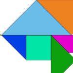 Nos divertimos con el tangram