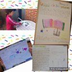 El alumnado de altas capacidades del Colegio Rafaela María de Valladolid realiza experimentos.