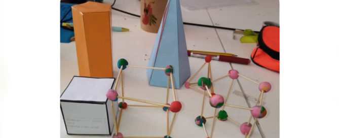 Los alumnos y alumnas de 2º de primaria del Colegio Rafaela María de Valladolid se enfrentan a un nuevo peque-reto en Matemáticas.