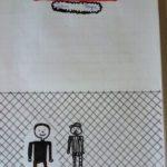 """Lectura del """"El niño con el pijama de rayas"""" en ESO del colegio Rafaela María del centro de Valladolid"""