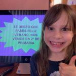 Reto final en primaria del colegio Rafaela María de Valladolid