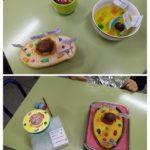 Los alumnos y alumnas de quinto de primaria del colegio Rafaela María hacen maquetas de las células animales y vegetales.
